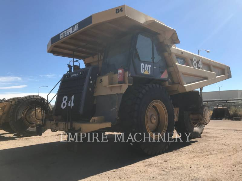 CATERPILLAR TOMBEREAUX DE CHANTIER 777F equipment  photo 13