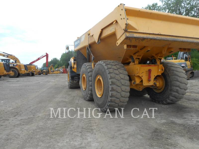 VOLVO CONSTRUCTION EQUIPMENT ARTICULATED TRUCKS A40F equipment  photo 5