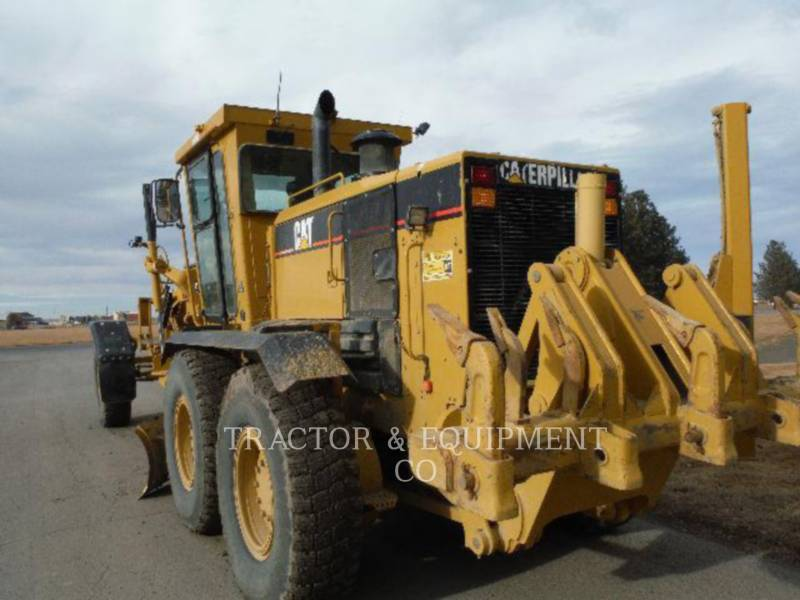CATERPILLAR MOTONIVELADORAS 160H equipment  photo 4