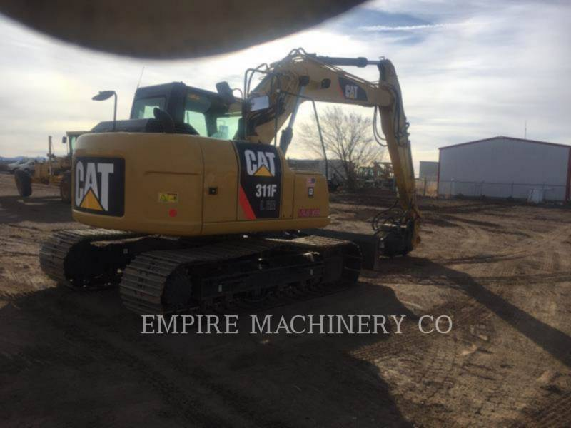 CATERPILLAR EXCAVADORAS DE CADENAS 311F LRR P equipment  photo 3