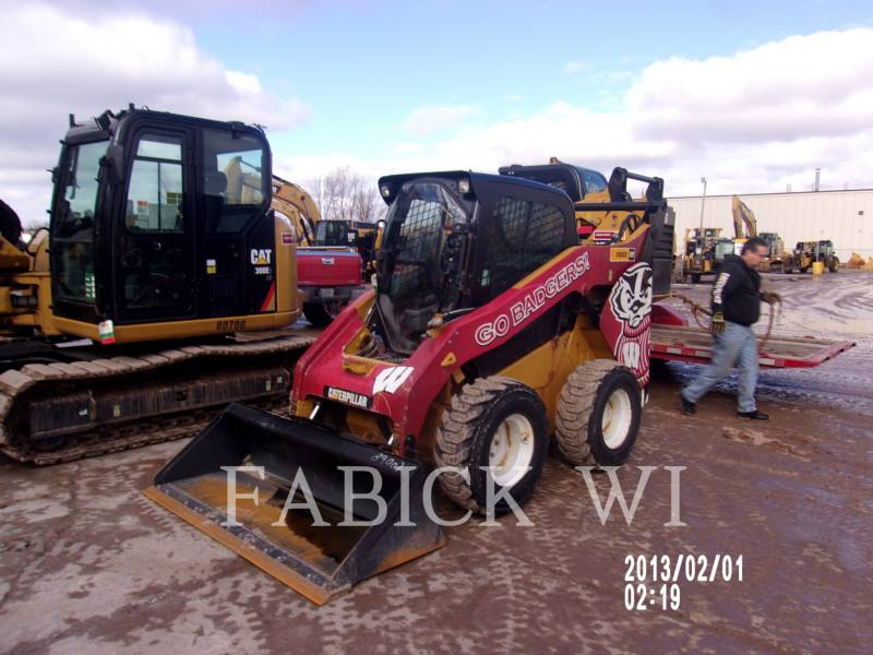 CATERPILLAR SKID STEER LOADERS 262C2 BW equipment  photo 1