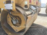 CATERPILLAR TANDEMOWY WALEC WIBRACYJNY DO ASFALTU (STAL-STAL) CB24B equipment  photo 14