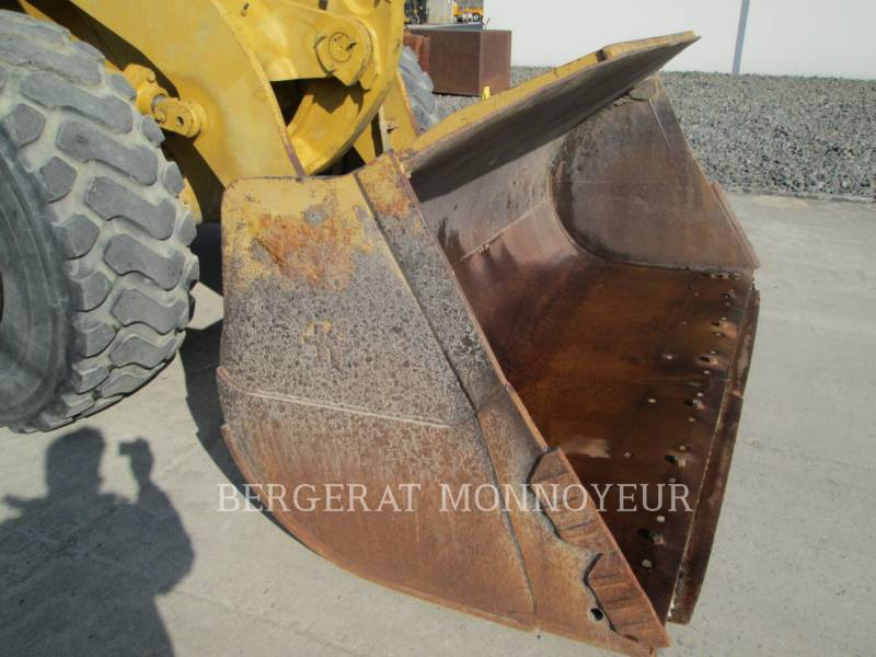 CATERPILLAR CARGADORES DE RUEDAS 950G equipment  photo 12
