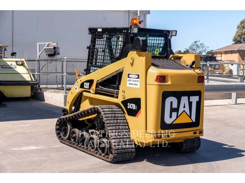 CATERPILLAR PALE CINGOLATE MULTI TERRAIN 247B3LRC equipment  photo 6