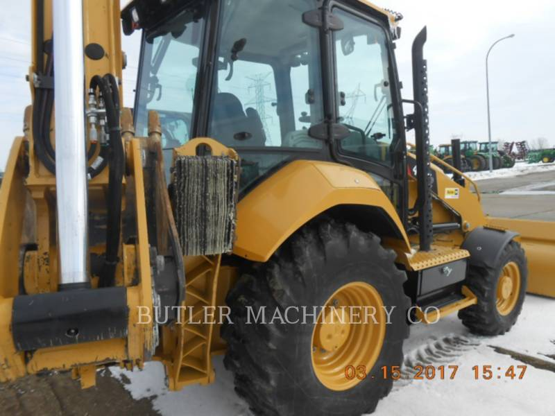 CATERPILLAR BACKHOE LOADERS 420 F 2 equipment  photo 4