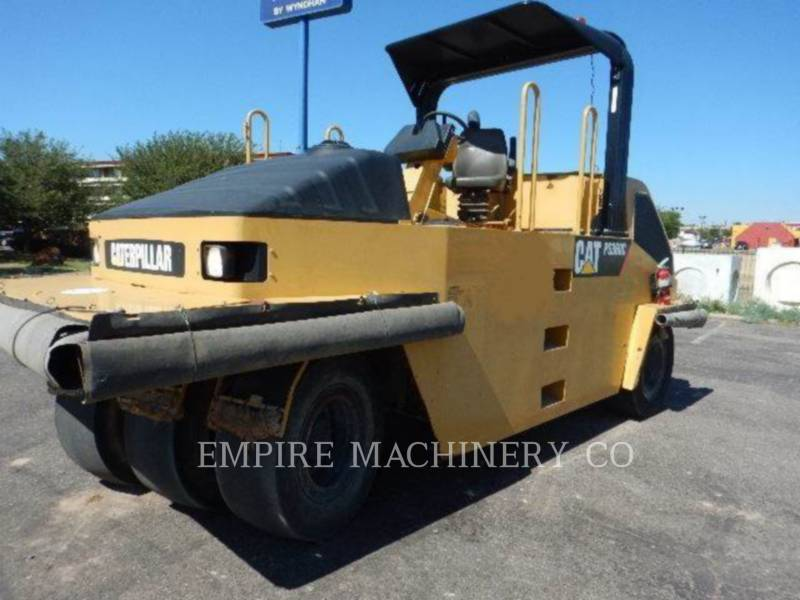 CATERPILLAR PNEUMATIC TIRED COMPACTORS PS360C equipment  photo 1
