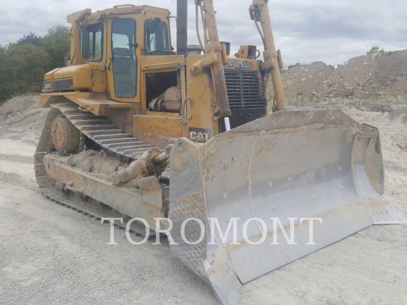 CATERPILLAR TRACK TYPE TRACTORS D8 equipment  photo 1