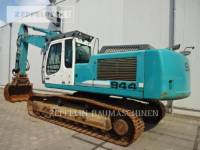 LIEBHERR KETTEN-HYDRAULIKBAGGER R944C LITR equipment  photo 3
