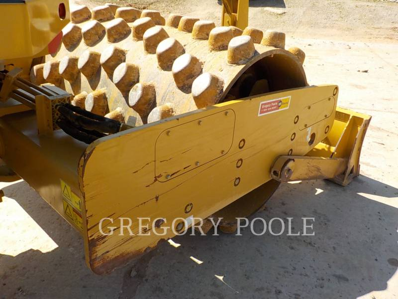 CATERPILLAR 振動シングル・ドラム・パッド CP-44 equipment  photo 18