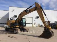 CATERPILLAR EXCAVADORAS DE CADENAS 320EL RRQ equipment  photo 2