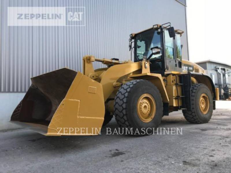 CATERPILLAR WHEEL LOADERS/INTEGRATED TOOLCARRIERS 938HDCA equipment  photo 1