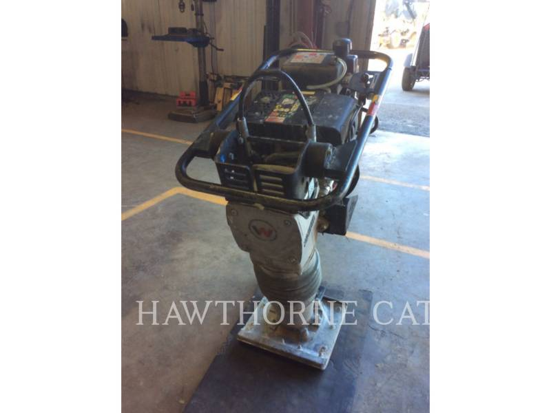 WACKER CORPORATION COMPACTORS DS70H equipment  photo 1
