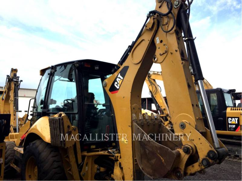 CATERPILLAR バックホーローダ 420 F equipment  photo 3