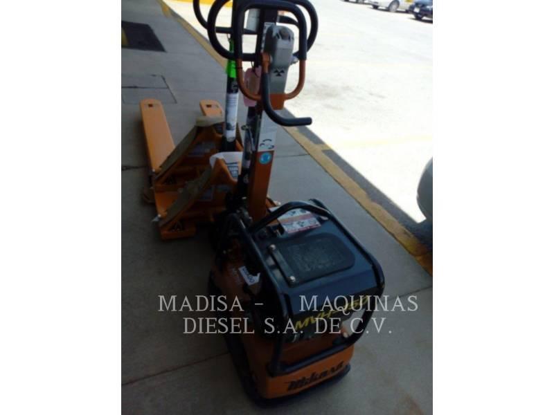 MULTIQUIP COMPATTATORI MVH150VGH equipment  photo 4