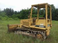 CATERPILLAR TRACK TYPE TRACTORS D3C equipment  photo 7