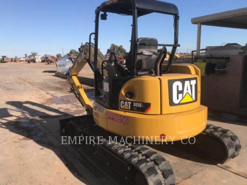 CATERPILLAR TRACK EXCAVATORS 305E2 OR equipment  photo 4