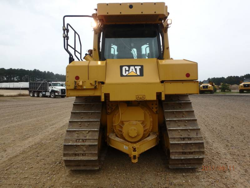 CATERPILLAR TRACK TYPE TRACTORS D6T equipment  photo 3
