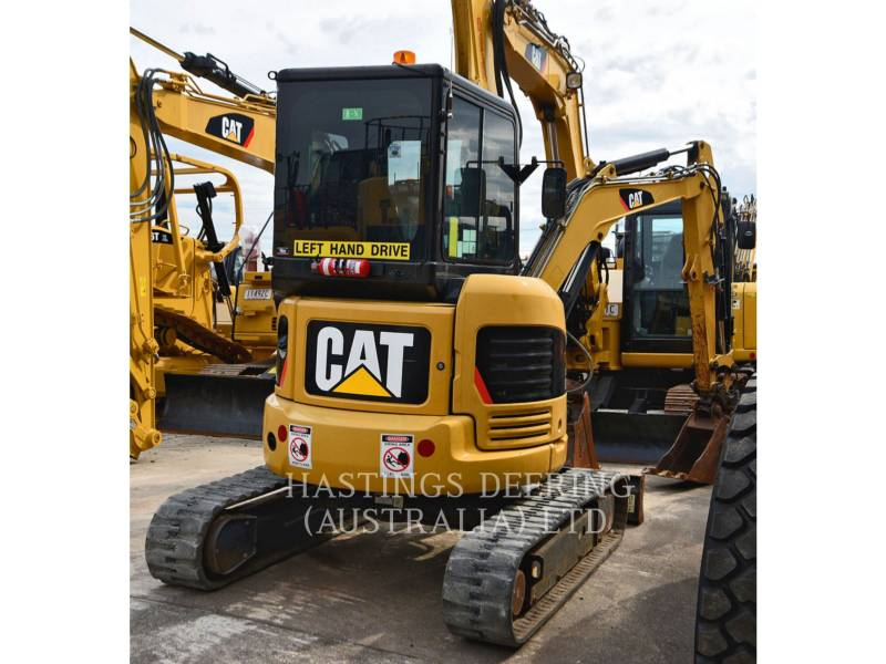 CATERPILLAR トラック油圧ショベル 303.5DCR equipment  photo 2