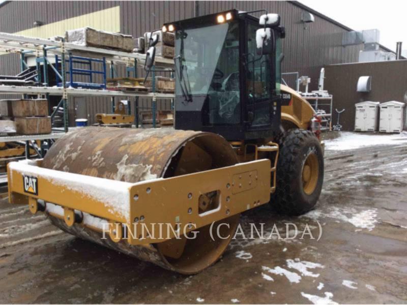 CATERPILLAR コンパクタ CS54B equipment  photo 1