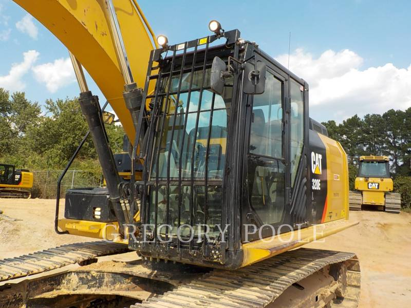 Caterpillar EXCAVATOARE PE ŞENILE 320E L equipment  photo 2