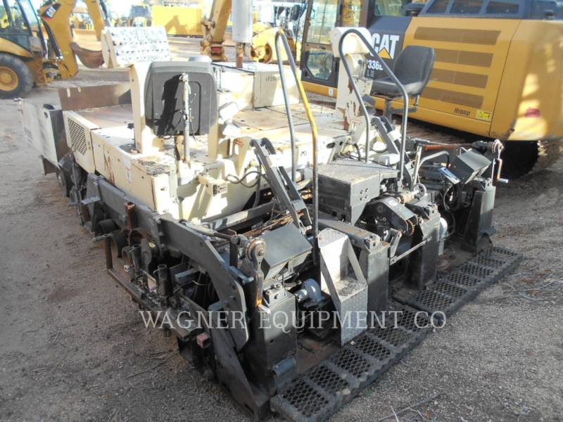 BLAW KNOX / INGERSOLL-RAND ASPHALT PAVERS PF5510 equipment  photo 4