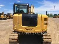 CATERPILLAR EXCAVADORAS DE CADENAS 308E equipment  photo 8