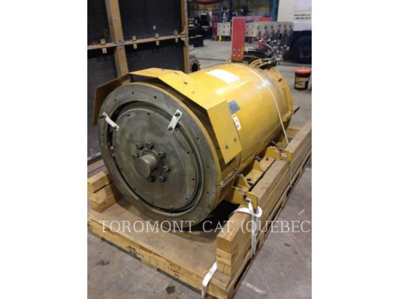 CATERPILLAR COMPONENTES DE SISTEMAS SR4B 910KW PRIME 600 VOLTS equipment  photo 1