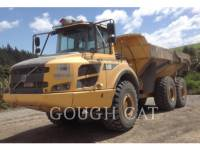 Equipment photo VOLVO A30F ARTICULATED TRUCKS 1