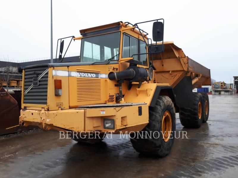 VOLVO CONSTRUCTION EQUIPMENT アーティキュレートトラック A30 equipment  photo 2