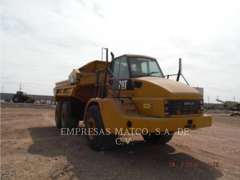 CATERPILLAR ARTICULATED TRUCKS 740 EJECTOR equipment  photo 3
