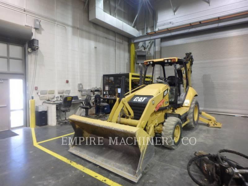 CATERPILLAR BACKHOE LOADERS 420F 4EO P equipment  photo 4