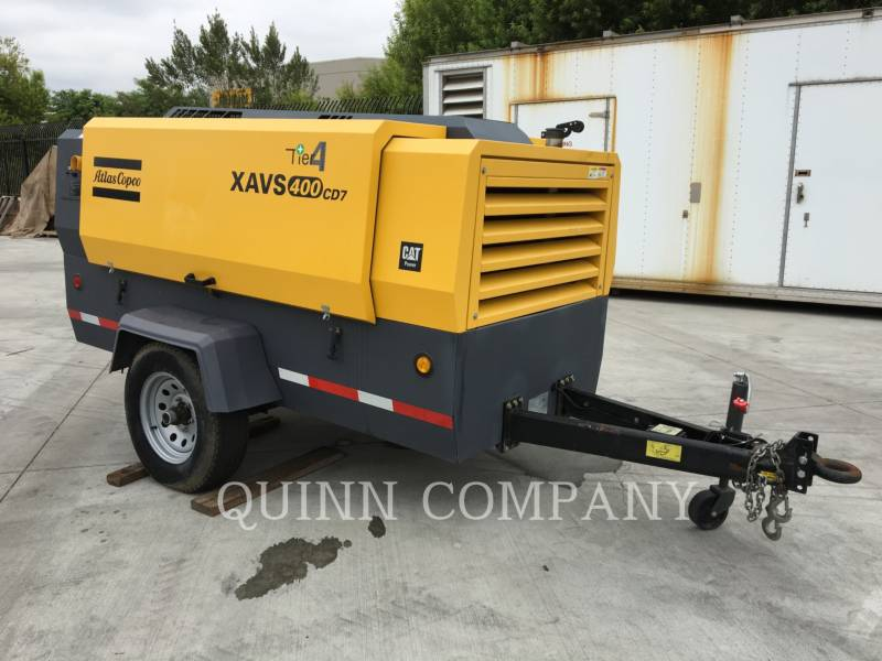 ATLAS-COPCO COMPRESOR AER XAVS400 equipment  photo 3