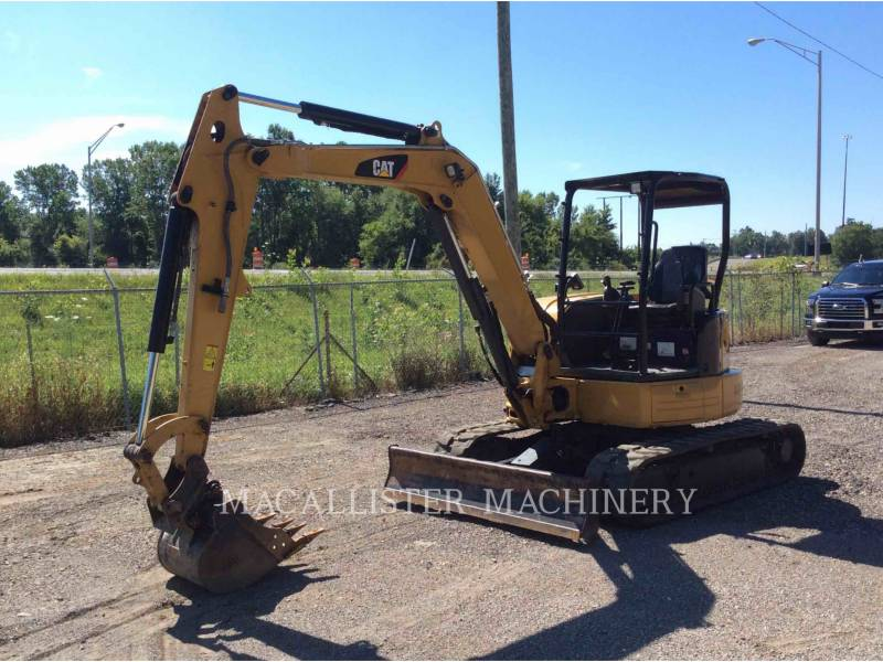 CATERPILLAR KETTEN-HYDRAULIKBAGGER 305.5 equipment  photo 1