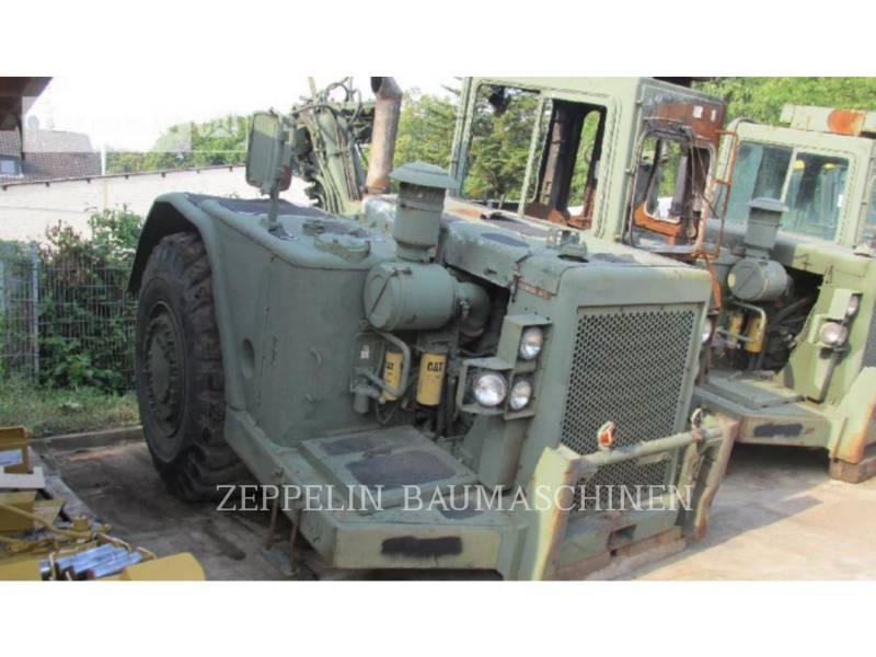 CATERPILLAR SCHÜRFZÜGE 621B equipment  photo 1