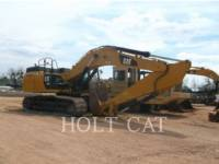 CATERPILLAR KETTEN-HYDRAULIKBAGGER 349EL equipment  photo 2