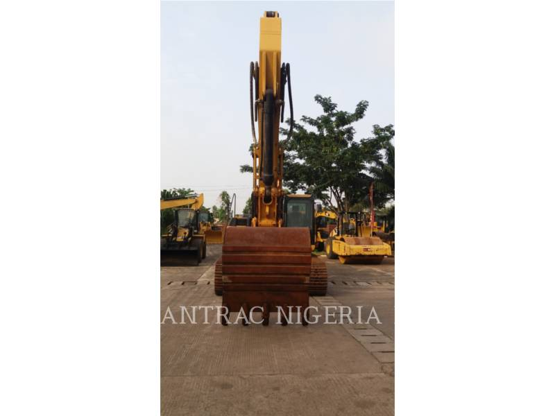 CATERPILLAR TRACK EXCAVATORS 336 D equipment  photo 4