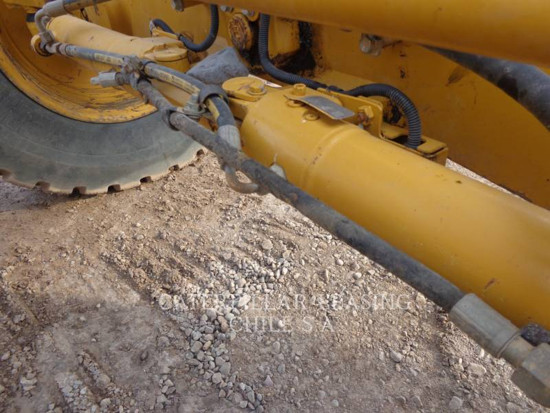 CATERPILLAR MOTONIVELADORAS 160M equipment  photo 11