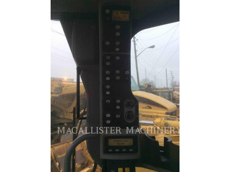 CATERPILLAR MOTOR GRADERS 140M equipment  photo 23