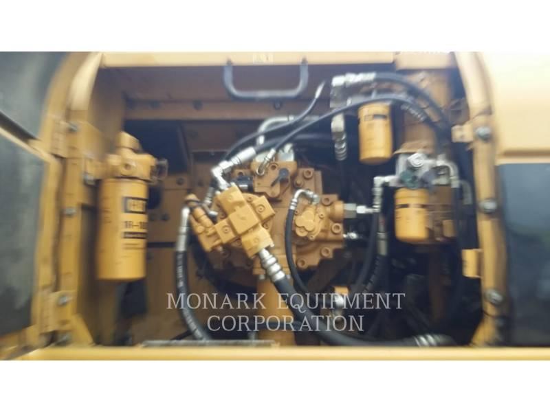 CATERPILLAR ESCAVATORI CINGOLATI 336DL equipment  photo 7