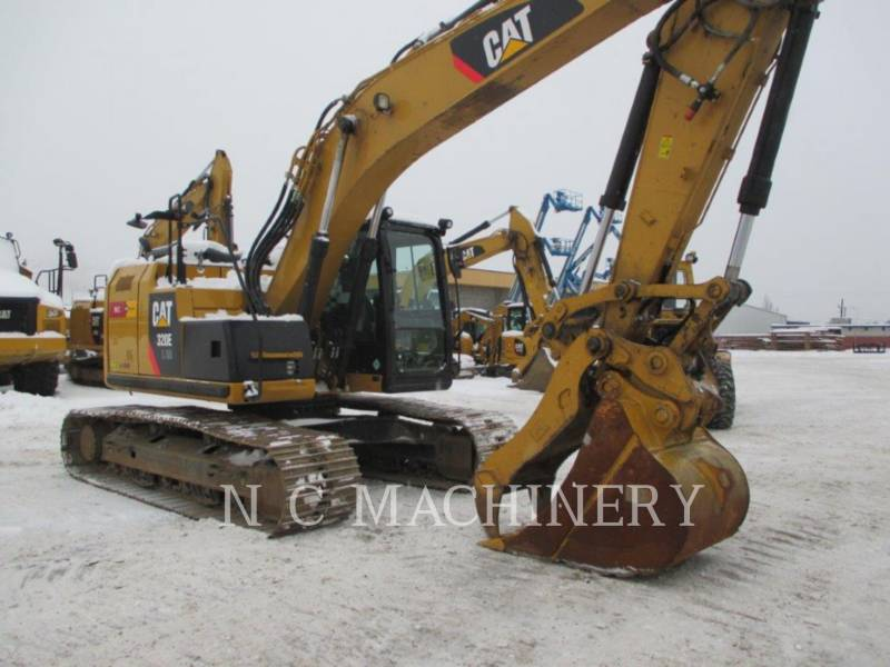 CATERPILLAR TRACK EXCAVATORS 320ELRR equipment  photo 5