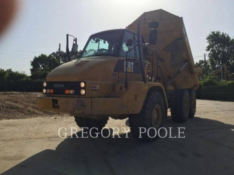 CATERPILLAR ARTICULATED TRUCKS 725 equipment  photo 13