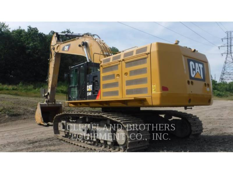 CATERPILLAR トラック油圧ショベル 374FL equipment  photo 3