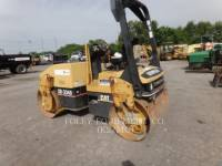 CATERPILLAR TAMBOR DOBLE VIBRATORIO ASFALTO CB-334D equipment  photo 4