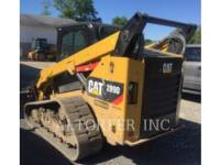 CATERPILLAR SKID STEER LOADERS 289D equipment  photo 4
