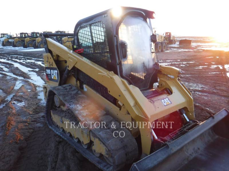 CATERPILLAR SKID STEER LOADERS 299D1 XHP equipment  photo 6
