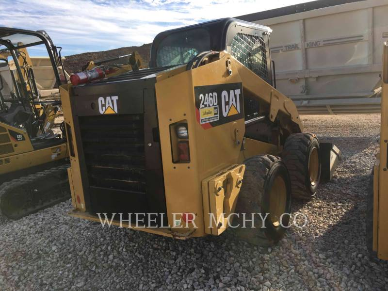 CATERPILLAR SKID STEER LOADERS 246D C3-H4 equipment  photo 2
