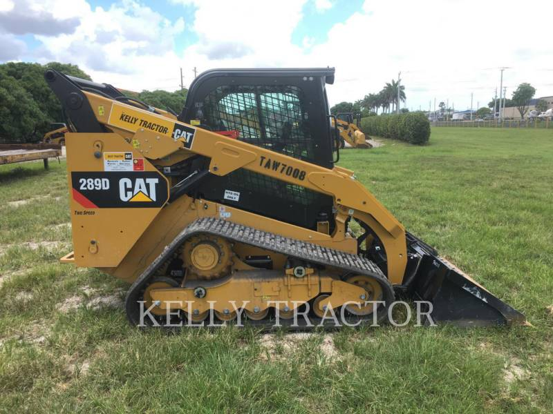 CATERPILLAR 多様地形対応ローダ 289 D equipment  photo 6