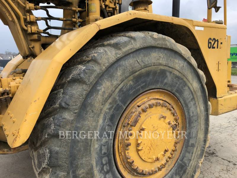 CATERPILLAR SCRAPER PER TRATTORI GOMMATI 621E equipment  photo 10