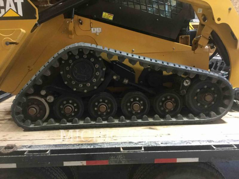 CATERPILLAR DELTALADER 257D equipment  photo 18