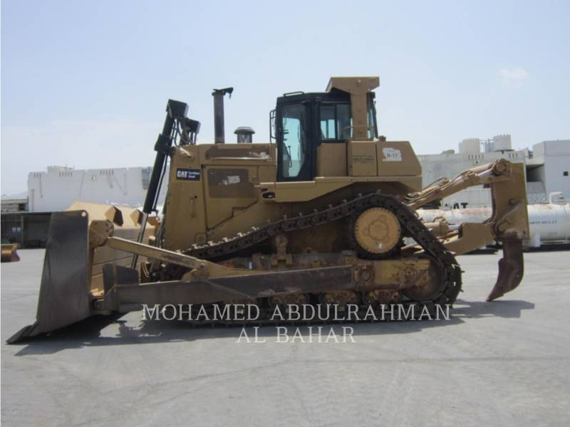 CATERPILLAR TRACK TYPE TRACTORS D 9 R equipment  photo 2